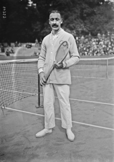 François Blanchy French tennis player