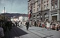 17. Mai-feiring i Olav Tryggvasons gate (ca. 1955) (8134693987).jpg