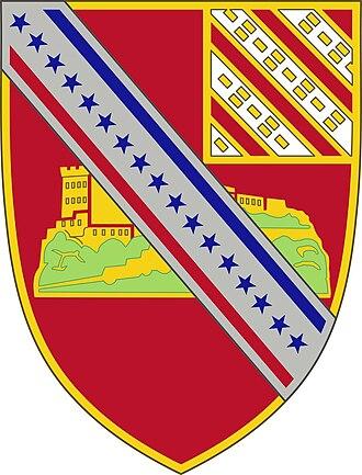 17th Field Artillery Regiment - Image: 17 FA Rgt DUI