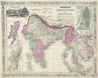 Hindustan differ from Hindustan (historical region)