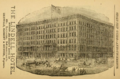1876 Lindell Hotel St Louis Missouri advertisement.png