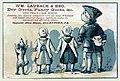 1881 - Wm Laubach & Bro - Trade Card - Allentown PA.jpg