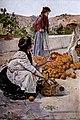 1902-05-24, Blanco y Negro, Compradores de naranjas en Córdoba, Huertas (cropped).jpg