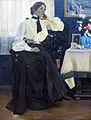 1903 Nesterow Portrait E.P. Nestwerowa anagoria.JPG