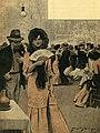 1910-08-19, Los Contemporáneos, Las hembras de las Vistillas, de Pedro Luis de Gálvez, Méndez Bringa (cropped).jpg