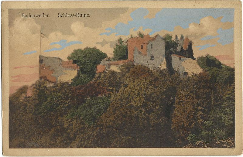 File:19130705 badenweiler schloss ruine.jpg