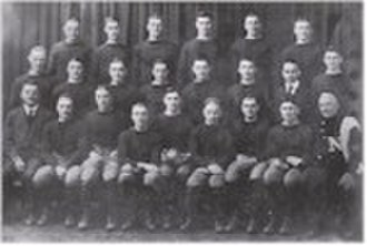 1919 Nebraska Cornhuskers football team - Image: 1919 Nebraska Cornhuskers football team