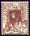 1926 Lilas-brun 2c Algérie Yv35.jpg