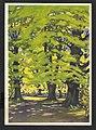 1928 circa Otto Altenkirch Deutscher Wald Postkarte Reichsbahnzentrale für den Deutschen Reiseverkehr (01).jpg