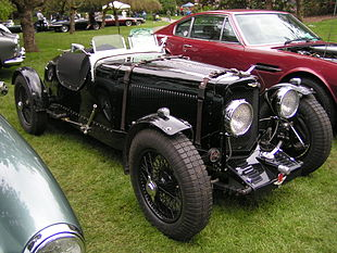 Lagonda Race Car For Sale