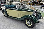 1939 Mercedes-Benz 230 Cabriolet A, Speyer, 2014.JPG