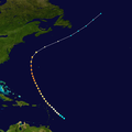1943 Atlantic hurricane 3 track.png