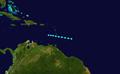 1948 Atlantic tropical storm 4 track.png