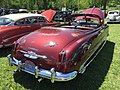 1951 Hudson maroon convertible at 2015 Shenandoah AACA meet 03.jpg