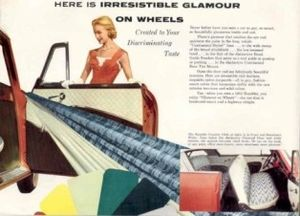 Helene Rother - Image: 1955 AMC Rambler American brochure interior