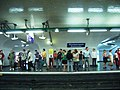 195682656 90b5548f1e b Metro de Paris station Montparnasse Bienvenue.jpg