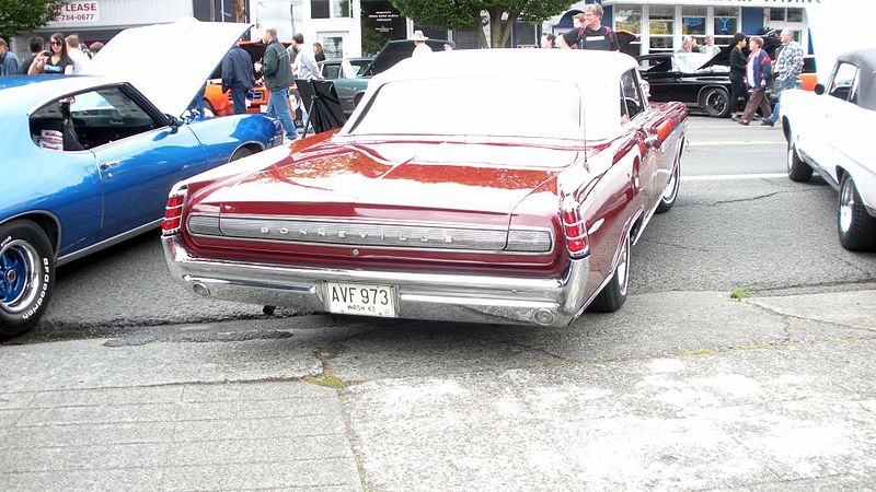 Greenwood Car Show Seattle