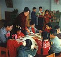 1964-06 1964年 中国少年儿童出版社编辑到幼儿园.jpg