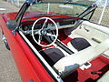 1964 1-2 Ford Mustang Convertible - interior (7978357142).jpg