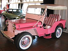 Jeep DJ - Wikipedia, the free encyclopedia