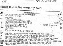 Indo-Pakistani War of 1965 - Wikipedia