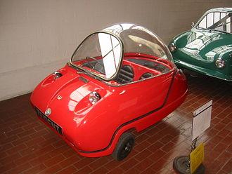 Bubble car - A Peel Trident