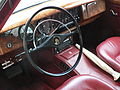 1967 Jaguar MK II Automatic - interior (9043178604).jpg