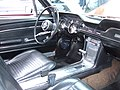 1967 red Ford Mustang coupe interior.JPG