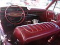 1968 Ford XL classic car interior (7759497370).jpg