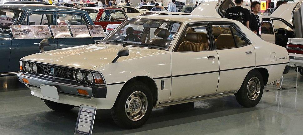 mitsubishi galant sigma 1983