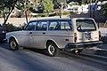1978 Volvo 245DL (USA), Silver Lake, rear left.jpg