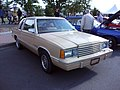 1981 Dodge Aries coupé, front right (6294877055).jpg