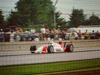 1990 Indianapolis 500 - Emerson Fittipaldi won the pole position.