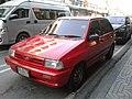 1992-1993 Ford Festiva (WA) L 5-door hatchback (2019-01-20) 02.jpg