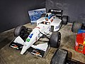 1993 Tyrrell 021 Formule 1, Judd (Yamaha) V 72 10cyl 750hp with Tyrrell gearbox pic1.jpg