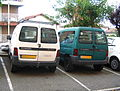 1996-2002 (white) & 2003-2008 (green) Citroën Berlingo - Rear.jpg