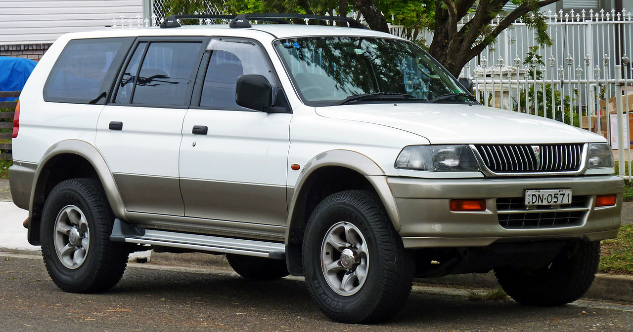 Mitsubishi Challenger 1