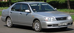Nissan Bluebird (U 14), 1998