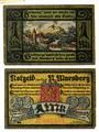 1 Mark Notgeld 1920 Stadt Marsberg No 005588.png
