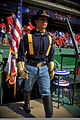 1st Cavalry Division Honor Guard at 2010 ALDS Game 4 2.jpg