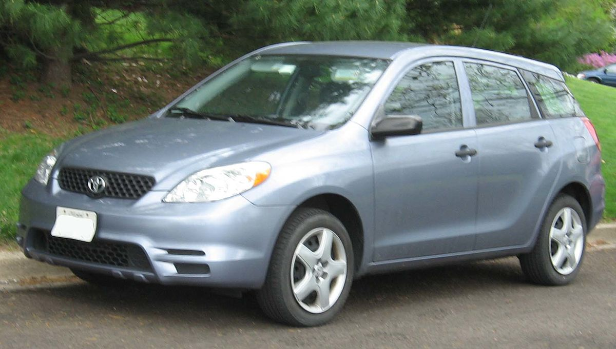 Toyota Matrix Wikipedia