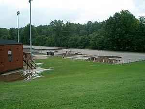 Mahoning River - Image: 2003 Mahoning flood 0