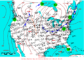2005-06-22 Surface Weather Map NOAA.png