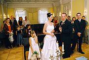 Un mariage civil en Allemagne en 2005