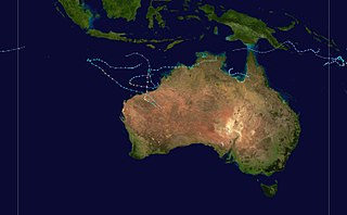 2006–07 Australian region cyclone season cyclone season in the Australian region