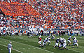 2007 Blue-White game with VT block.jpg