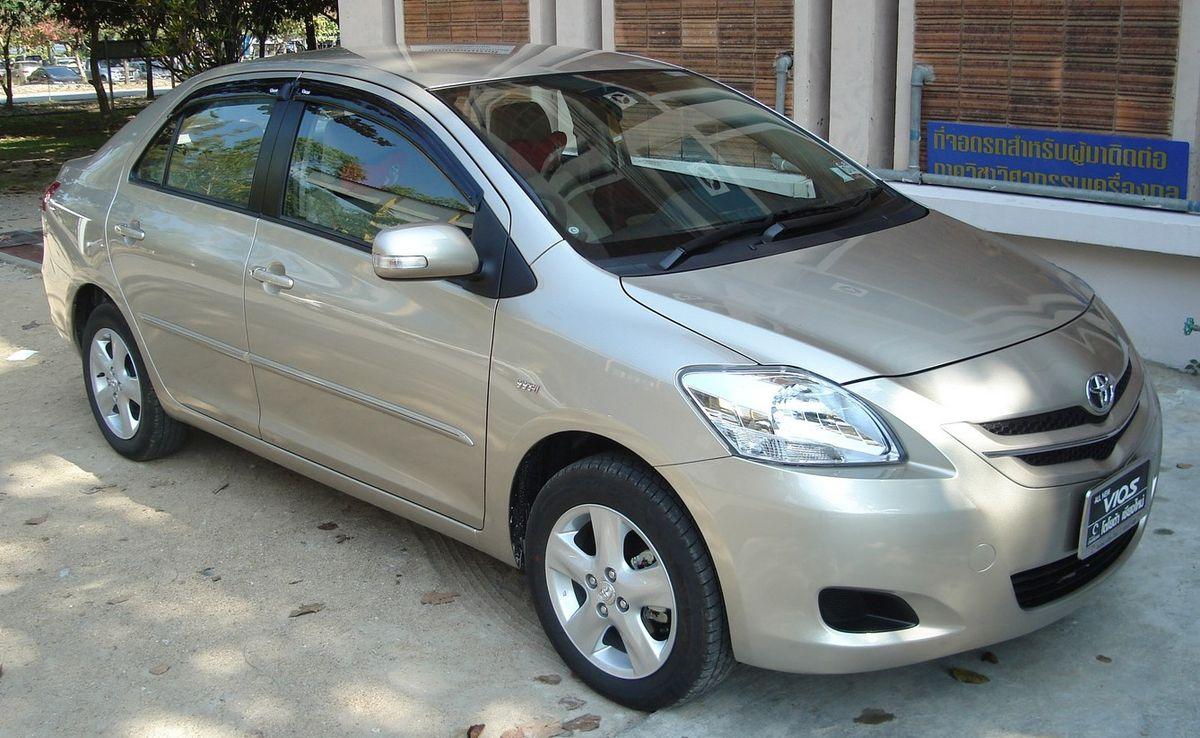Kekurangan Toyota Vios 2007 Tangguh