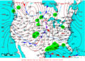 2008-01-16 Surface Weather Map NOAA.png