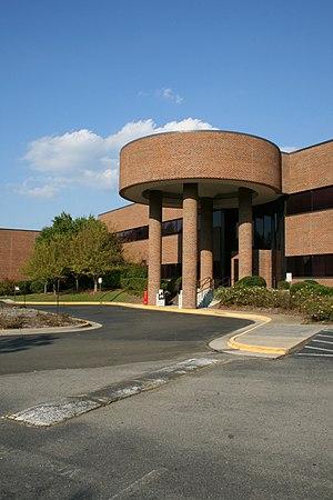 The Herald-Sun (Durham, North Carolina) - Offices of The Herald-Sun.