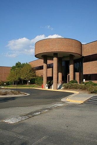 The Herald-Sun (Durham, North Carolina) - Offices of The Herald-Sun